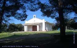 Ermita de Santa Quiteria.