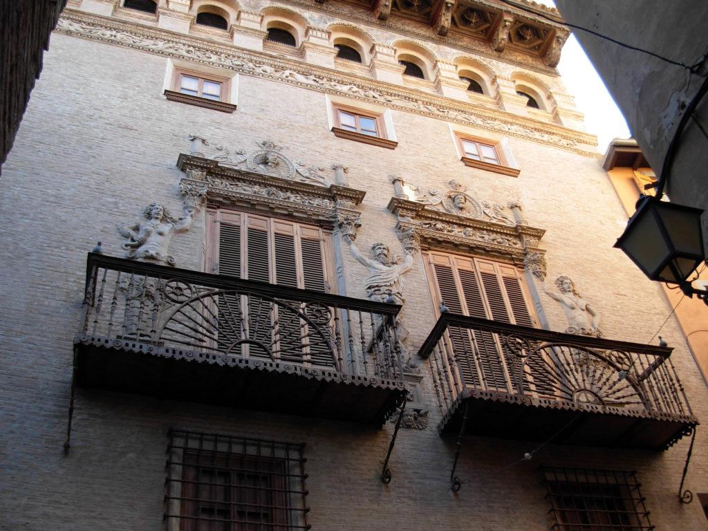 Casa del almirante Don Diego de Egües y Beaumont