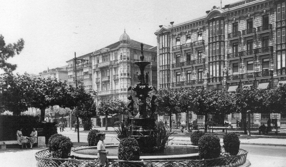 Fuente de los Meones - Santander